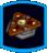Mina fragmentaria mínima Icono