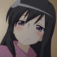 Kumiko's smile
