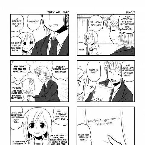Kotoura-san manga chapter 3-2