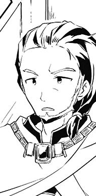 Lord Damur manga