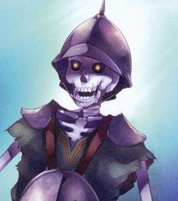 Skull Knight Caravela LN
