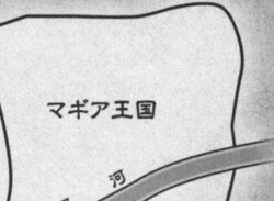 Magia Kingdom Map