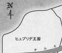Hybride Kingdom Map