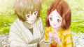 Younger Ikoma with his sister.png