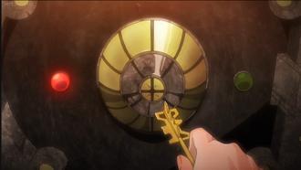 Master key kabaneri 1