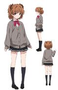 001 Uguisu Official AnimeDesign