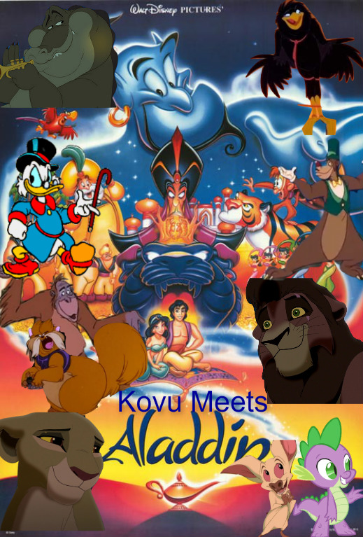 Kovu Meets Aladdin | Kovu and His Team Wikia | FANDOM powered by Wikia