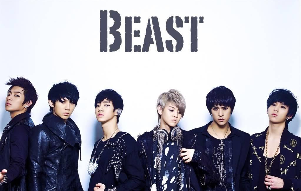 Asiatische Boyband