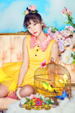 OH MY GIRL Binnie Coloring Book photo