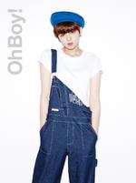 TWICE Jeongyeon Oh Boy promo