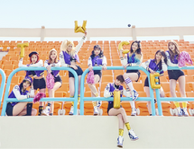 TWICE Page Two group promo photo 2