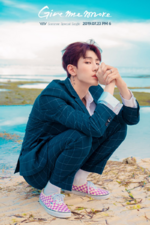 VAV Lou Give Me More concept photo (Summer) 2