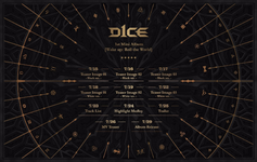 D1CE Wake Up Roll the World debut scheduler