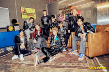 NCT 127 Neo Zone group promo photo