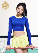 AOA Seolhyun Heart Attack photo