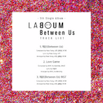 LABOUM Between Us track list