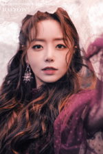 GeeGu Haeyeon Moonlight teaser image (1)