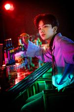 B.A.P Young Jae Noir promo photo