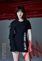 CLC Seunghee Me concept photo 2