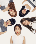 Ladies' Code So Wonderful group photo