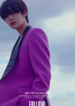 MONSTA X Hyungwon Follow Find You concept photo 2