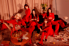 EXID I Love You group promo photo