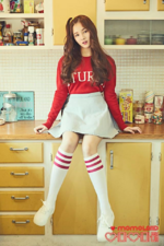 Momoland Nancy Wonderful Love photo