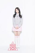 Produce 101 Kim Yunji promo photo 1