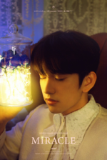 GOT7 Jinyoung Present You & Me Edition promotional photo 3