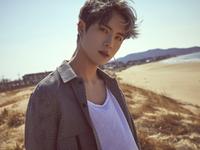 JBJ Kim Dong Han New Moon promo photo