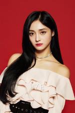 PRISTIN V Kyulkyung IZE Magazine June 2018 photo 2