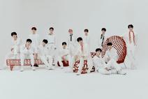 SEVENTEEN 24H group concept photo