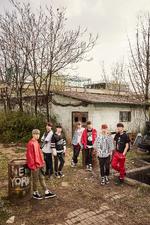 SPECTRUM Be Born group promo photo
