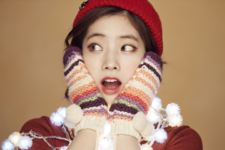 TWICE Dahyun Merry & Happy promo photo