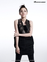 2NE1 Dara 1st Mini Album promo photo 3