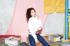 CLC Yujin First Love promotional photo