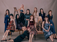 IZONE Bloom IZ group concept photo 2