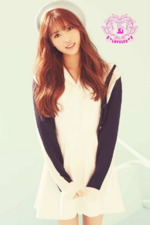 Lovelyz Lee Mi Joo Lovelinus concept photo