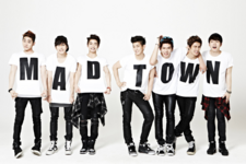 MADTOWN debut group photo