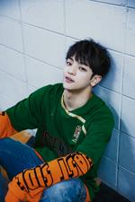 Stray Kids Woojin I Am Who promo photo 2