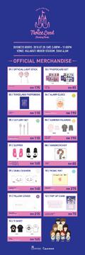 TWICELAND 2 Leg 4 merchandise