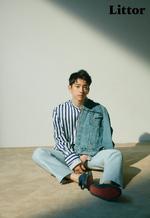 Jinyoung Littor Magazine June 2018