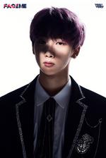VERIVERY Hoyoung Face Me concept photo 2