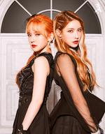 ANS Say My Name Royeon & Bian promo photo