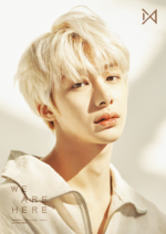 Monsta X Hyungwon We Are Here concept photo 4
