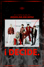 IKON I Decide main poster