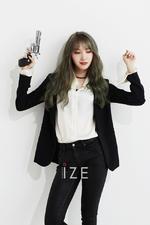 PRISTIN V Roa IZE Magazine June 2018 photo