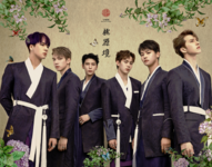 VIXX Shangri-La group promo photo 1
