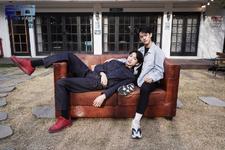 ENOi Hamin & Avin Bloom duo promo photo