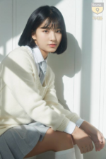Fromis 9 Lee Saerom Official Profile 1